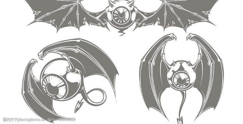 趣味v趣味模板下载图片素材绘制纹身机器人1(图片