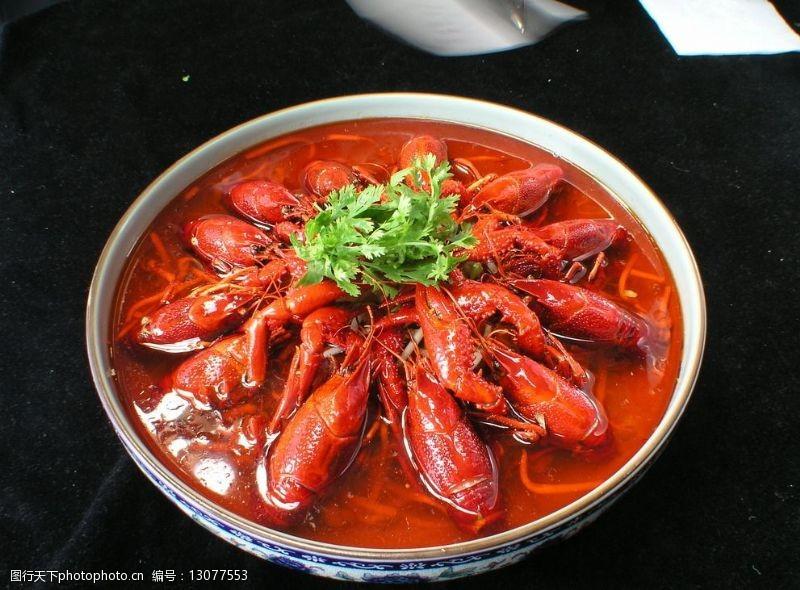 盱眙小龙虾图片