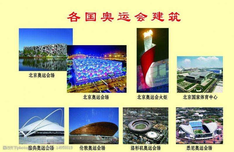 奥运会建筑图片