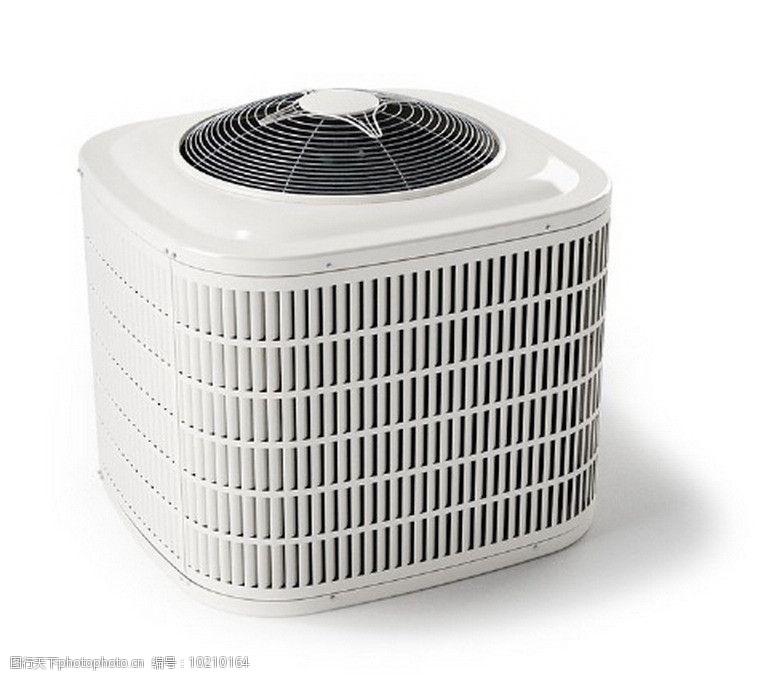 环保器材空调室内图片