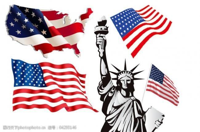 美国国旗模板下载美国国旗图片