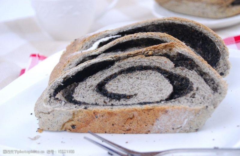 面包图片素材下载面包切片图片