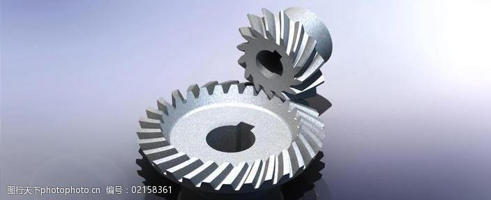 锥齿轮免费下载螺旋锥齿轮