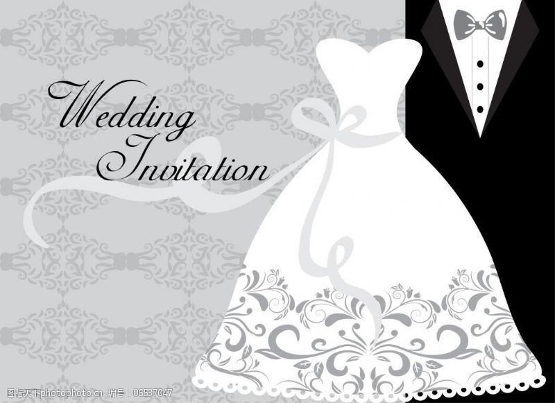 结婚婚纱礼服结婚礼服