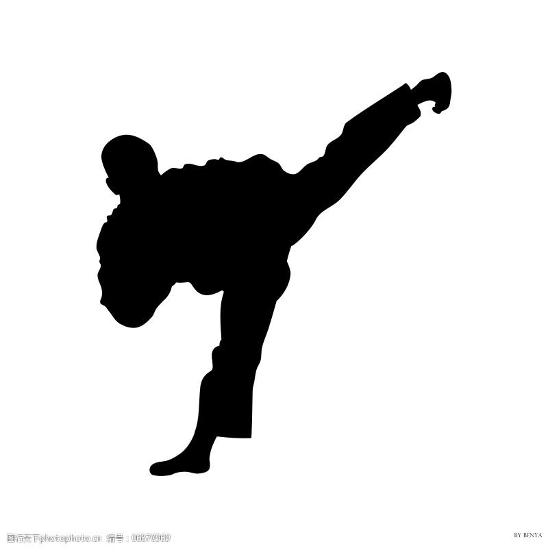 跆拳道免费下载silueta跆拳道