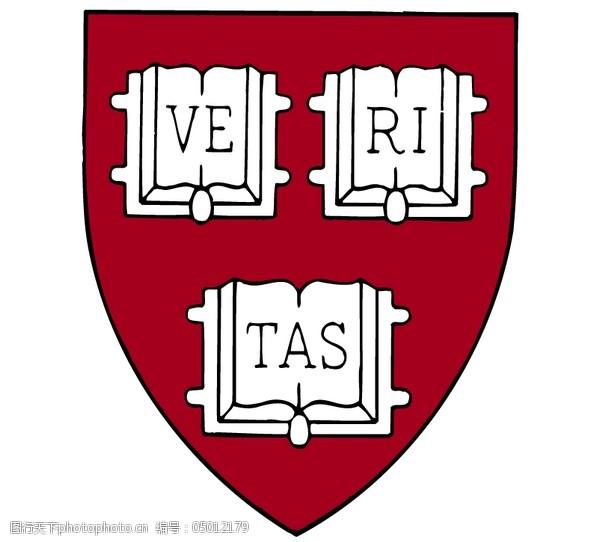 harvardHarvard_Universitylogo设计欣赏Harvard_University培训机构标志下载标志设计欣赏