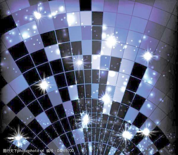 特殊贤明亮的灯光效果03矢量矢量素材