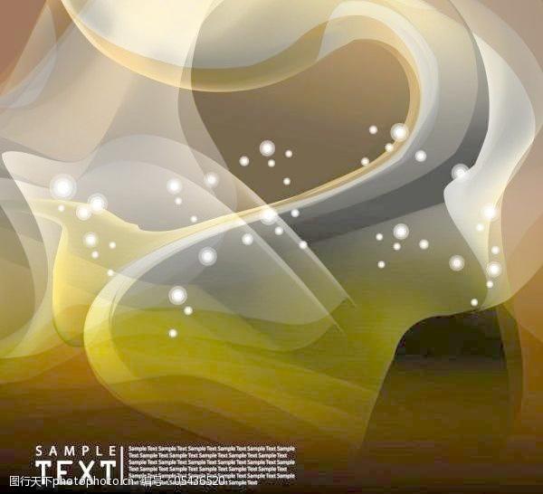 特殊贤动态流动线背景矢量素材05矢量素材